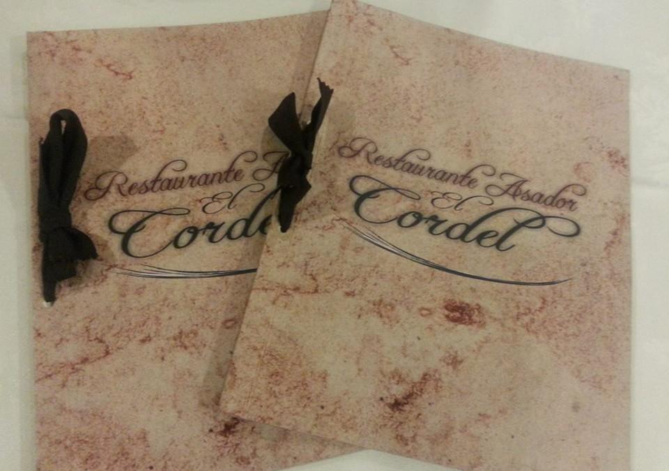 Cata en el restaurante El Cordel